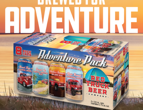 Red Truck Beer Company Adventure Pack
